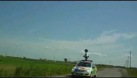 Google Maps automobilis Giraitėje