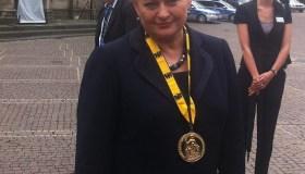 Dalia Grybauskaitei įteiktas tarptautinis Karolio Didžiojo apdovanojimas 02