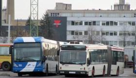 Prailginti autobusai Kaune