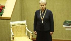 Prezidentės inauguracija
