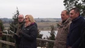 Pasiruošimas žemės dienai Kauno rajone