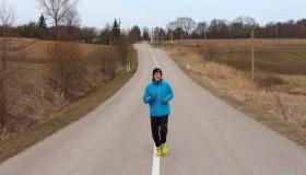 Bėgikas Nerijus Buivydas