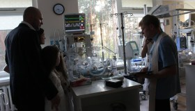 K.Krivicko šeimos padėka Kauno medikams