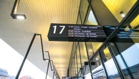 Rekonstruotos Kauno autobusų stoties pristatymas