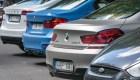 Prabangūs automobiliai Kauno gatvėse