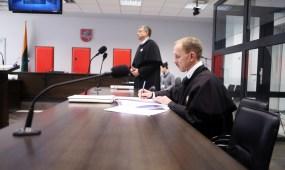 M. Kaziukaitytės ir G. Kontenio teismas