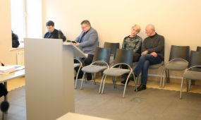 D. Gineikaitės teismo posėdis