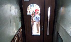 Unikalios durys V. Putvinskio gatvėje