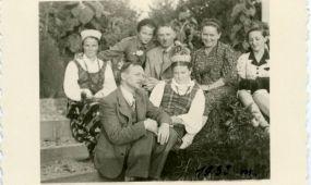 J. Papečkys Kaune 1936 m