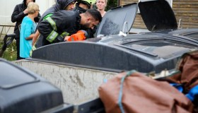 Vilijampolėje konteineryje ieškomas šuo
