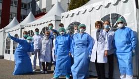 Pagalba ligoninės medikams