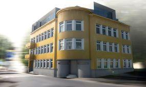 V. Putvinskio g. 22 namo projektas