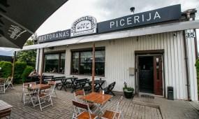 """Picerija-Restoranas """"Keturi šimtai laipsnių"""""""