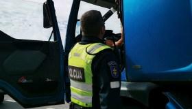Kauno pareigūnų reidas Raudondvario plente