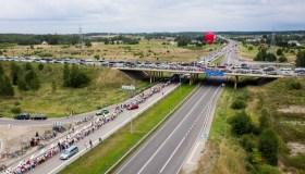 """""""Laisvės kelias"""" Vilnius-Medininkai"""