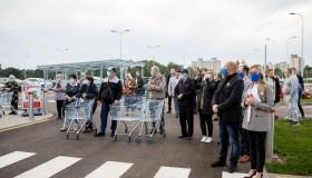 "50-ojo ""Lidl"" atidarymas Islandijos plente"