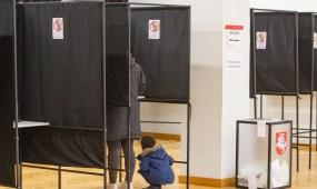 Balsavimas rinkimų dieną