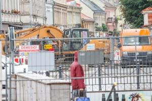 Vilniaus gatvės remontas