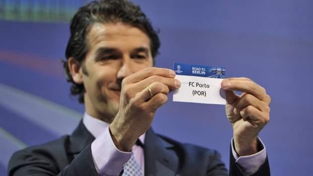 Paaiškėjo UEFA Čempionų lygos ketvirtfinalių poros
