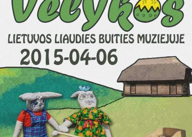 Velykų papročiai – Lietuvos liaudies buities muziejuje