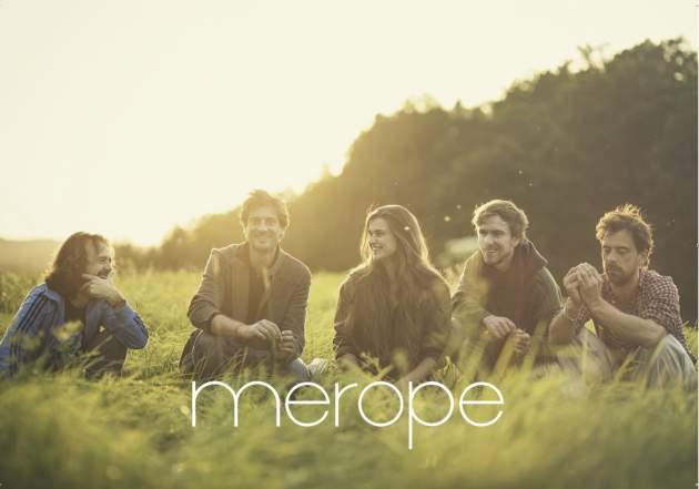 """Muzikos grupė """"Merope"""""""