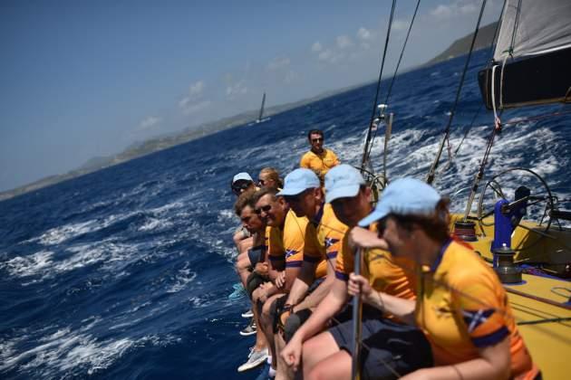 """Jurgis Didžiulis grįžo iš """"Antigua Sailing Week"""""""
