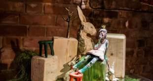 Jaunųjų menininkų keramikos darbų paroda