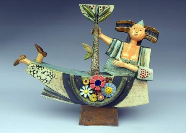 Keramikos muziejų pagaliau pasiekė itališkos nuotaikos banga