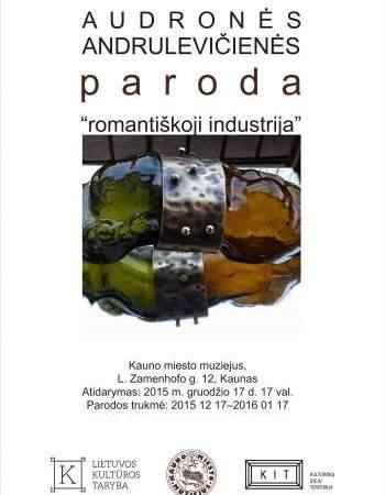 Kauno miesto muziejaus renginiai (gruodžio 15-17 dienomis)