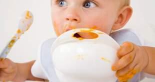 Kūdikis, maitinimas