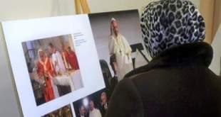 """paroda """"Popiežiaus Pranciškaus viešnagė Izraelyje"""""""