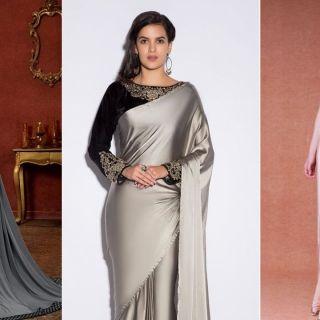 New Saree Design 2019 Archives Kaurtrends Com