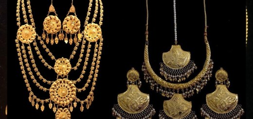 Punjabi tradition jewellery designs