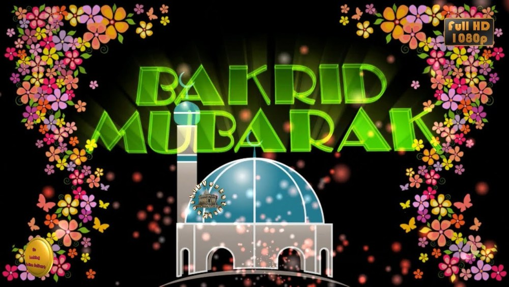 Greetings for Bakrid