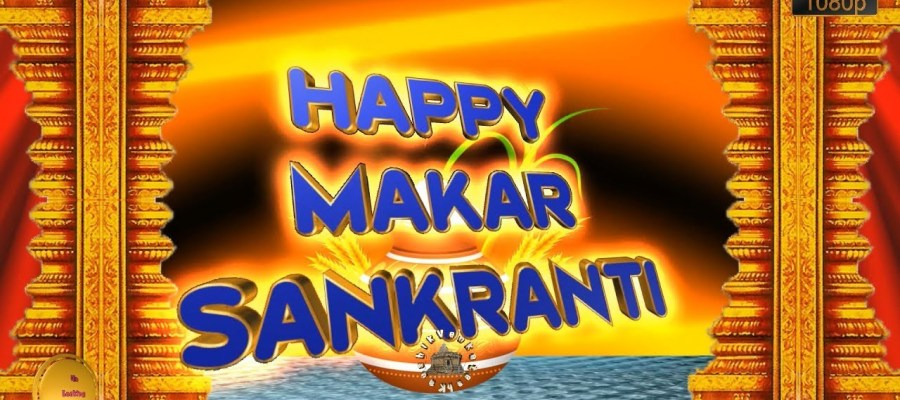 Greetings for Makar Sankranti