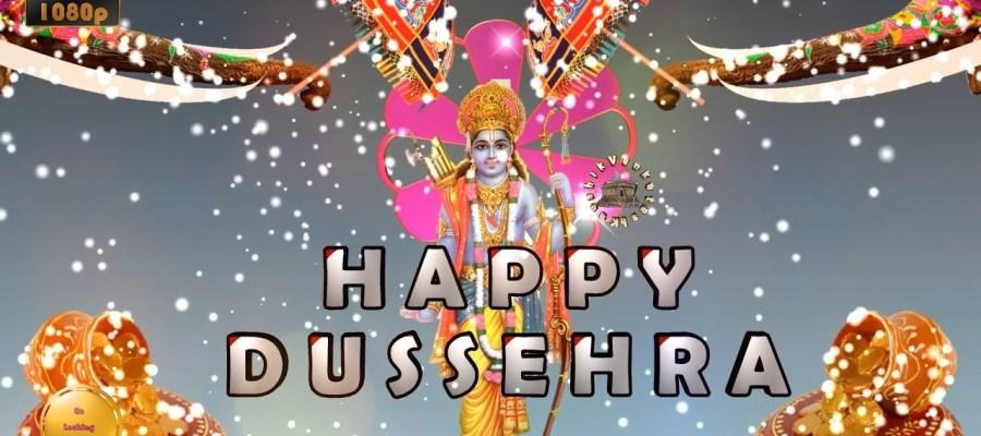 Greetings for Dussehra