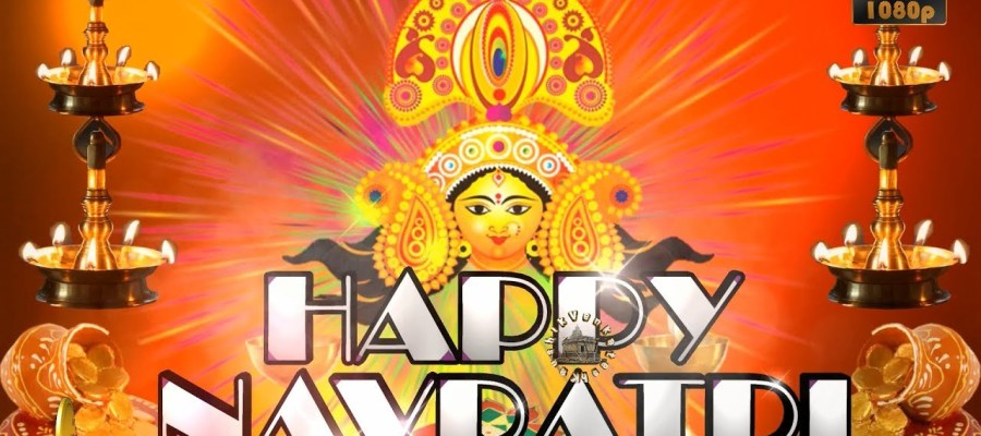 Greetings for Navratri festival