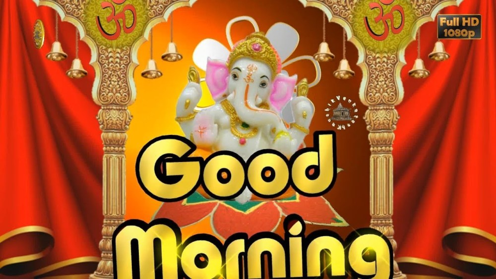 Greetings for Every Morning (Hindu)