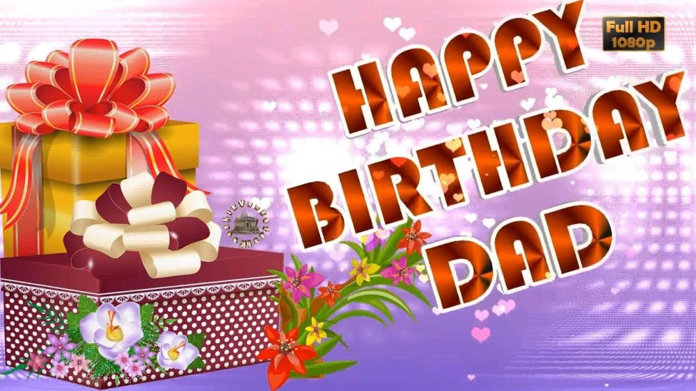 Greetings Image for Father's Birthday