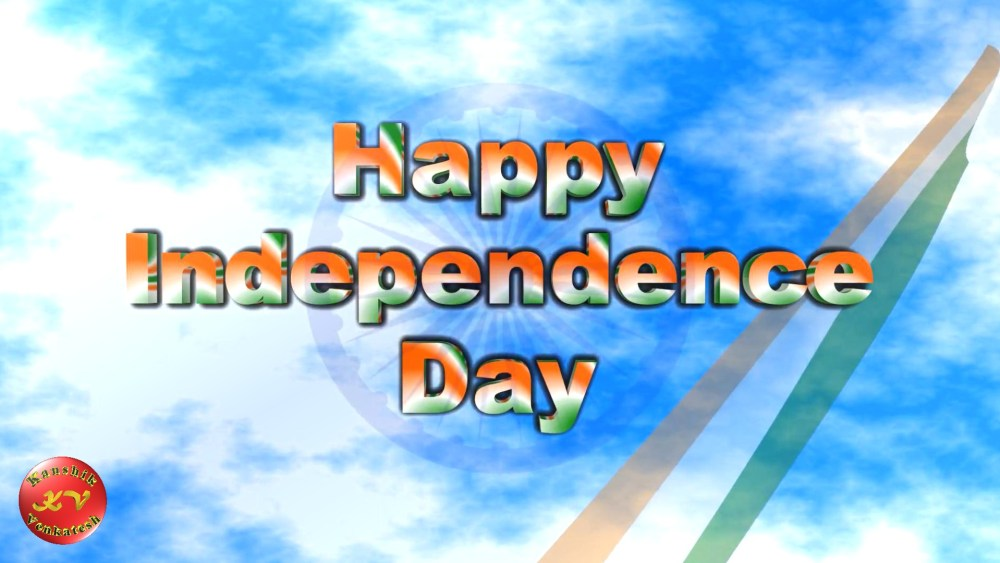 Greetings of Happy Independence Day Wishes Video