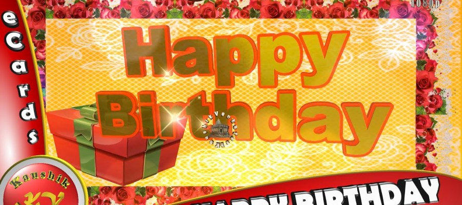 Greetings Image for Birthday