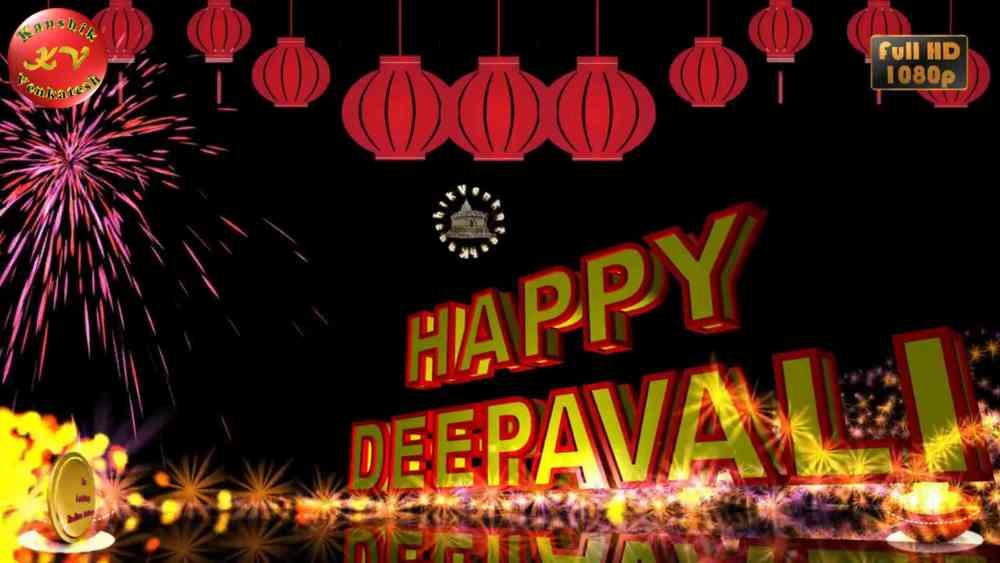 Happy Deepavali Status