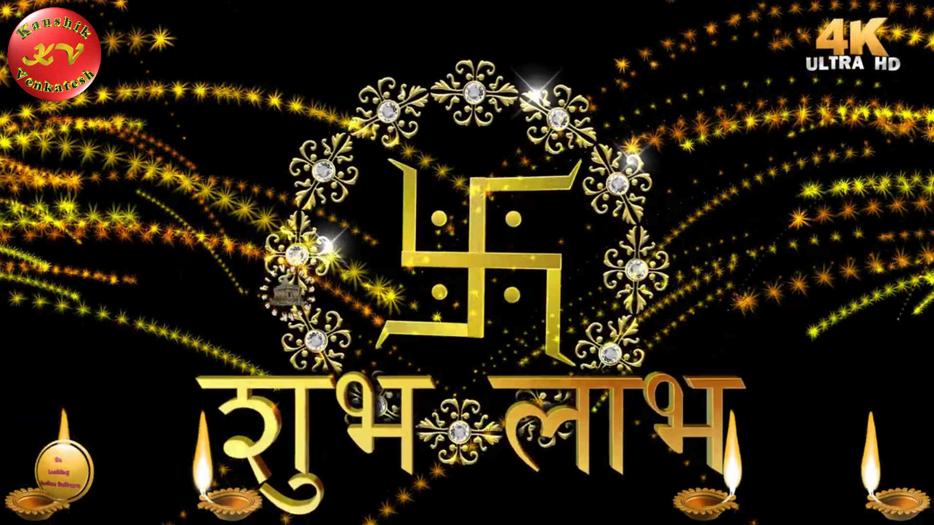 4K Ultra Hd Videos of Deepavali Festival.