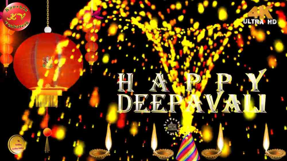 Images of Happy Diwali Wishes Video