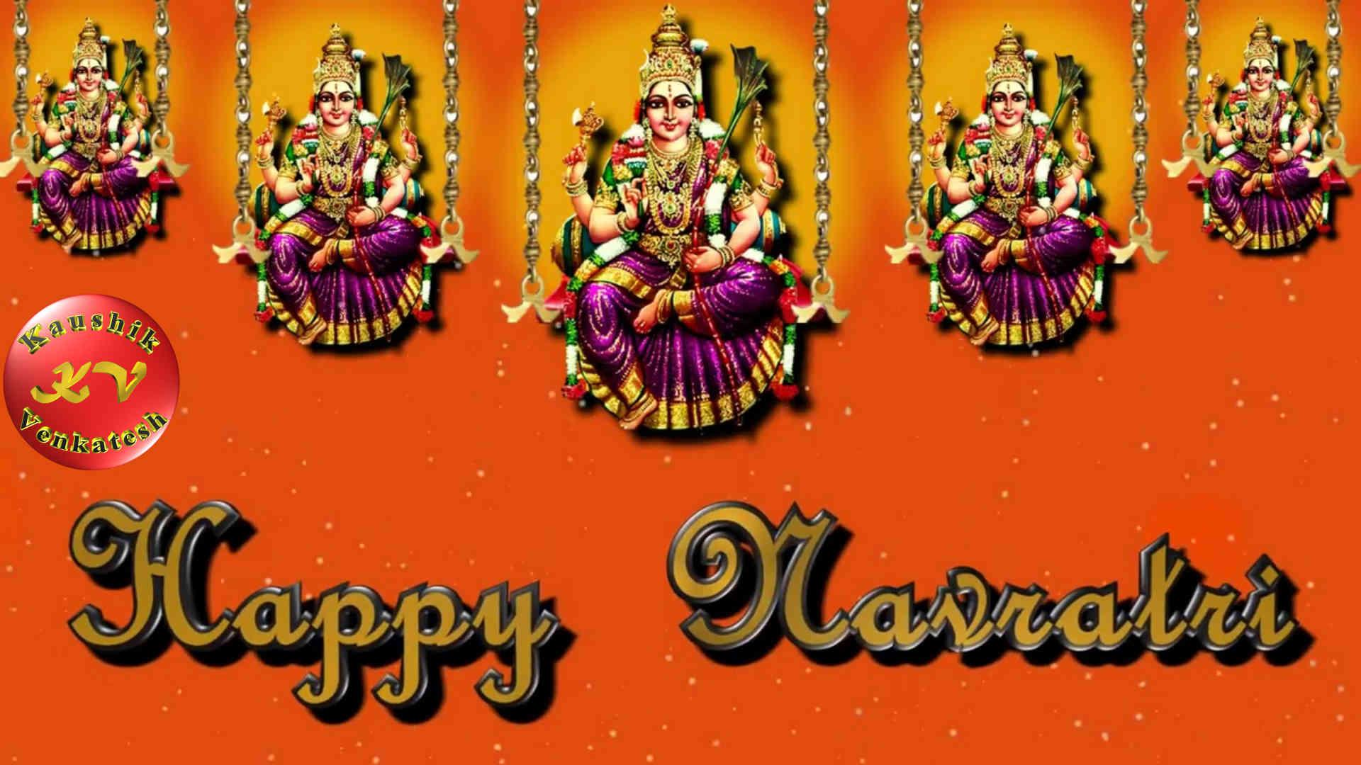Happy Navratri HD Image