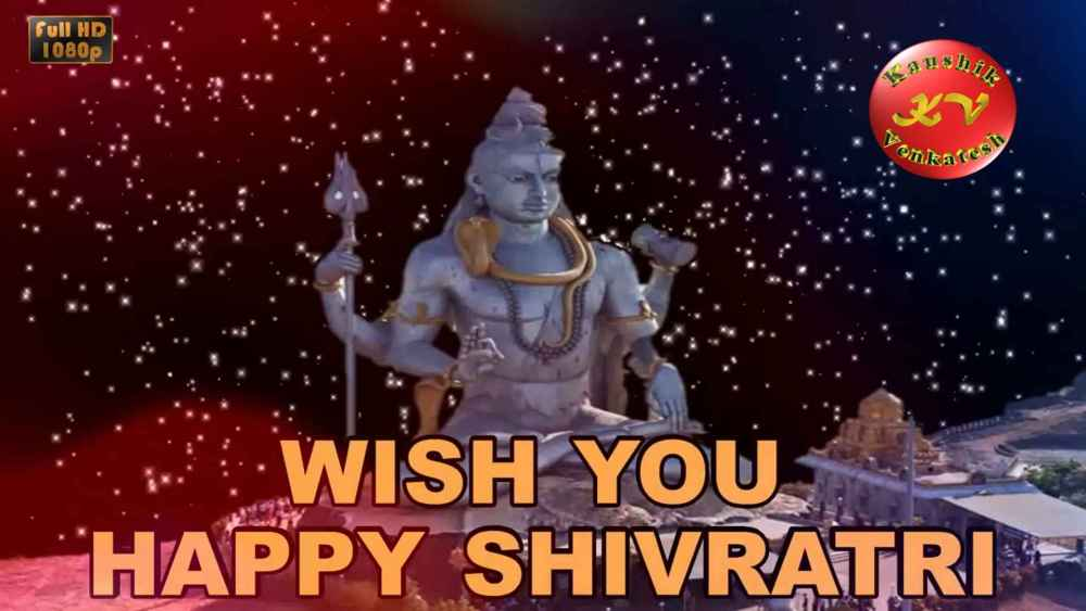 Happy Shivratri HD Images Free Download