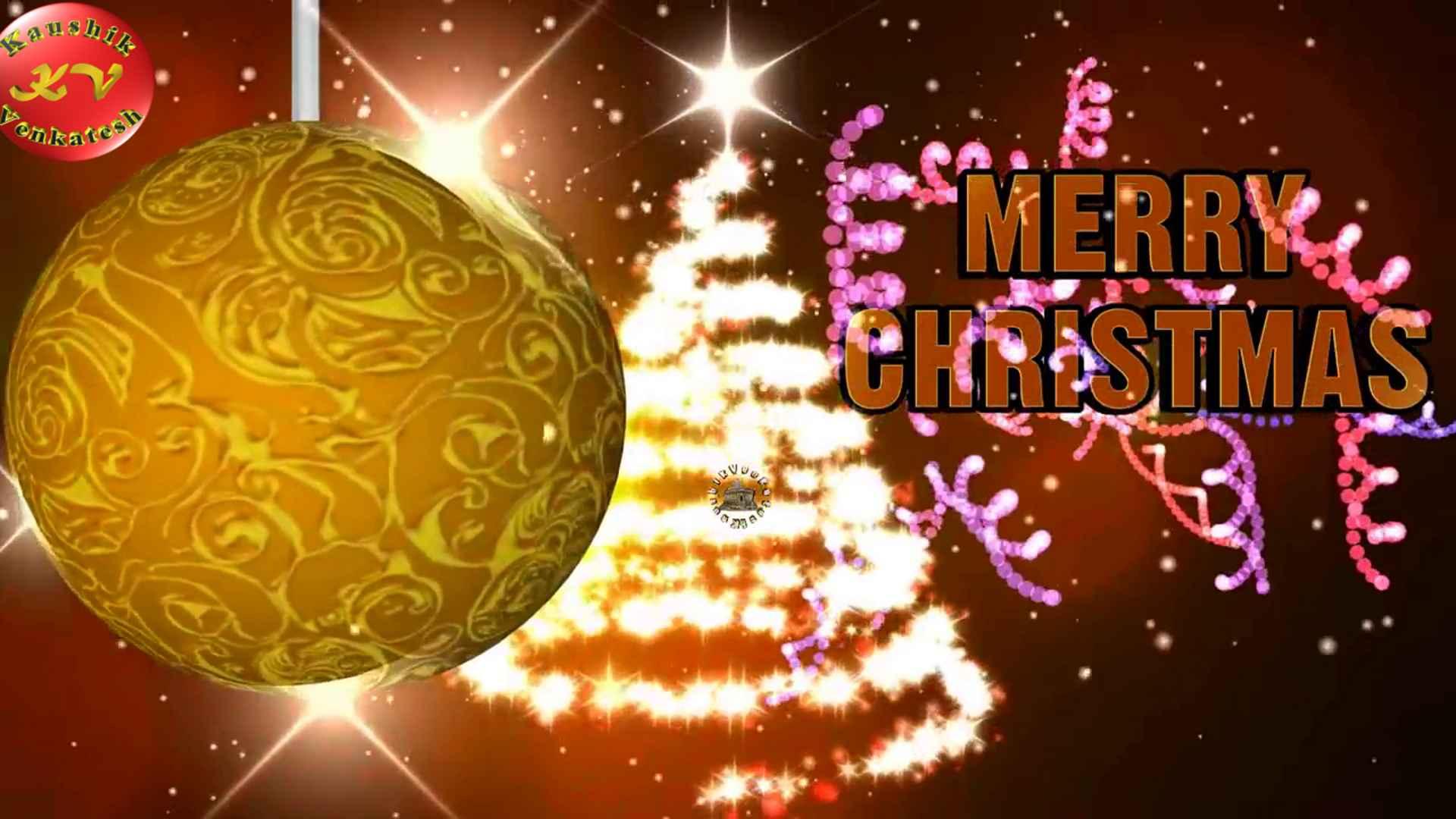 Christmas Video Greetings