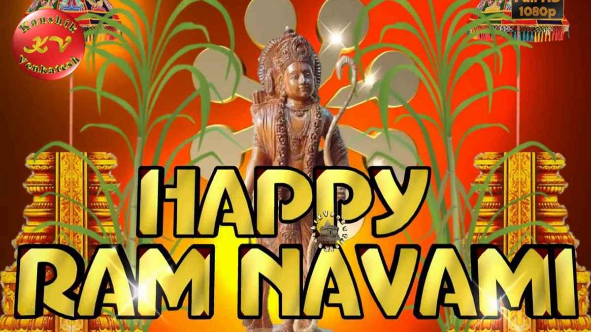 Happy Ram Navami Wishes even in Lockdown