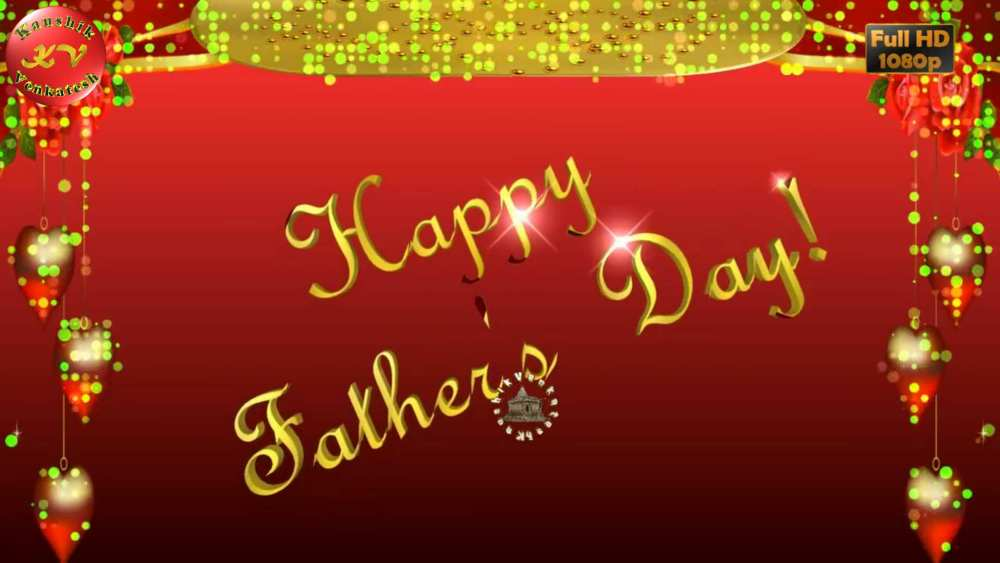 Fathers Day Video Greetings