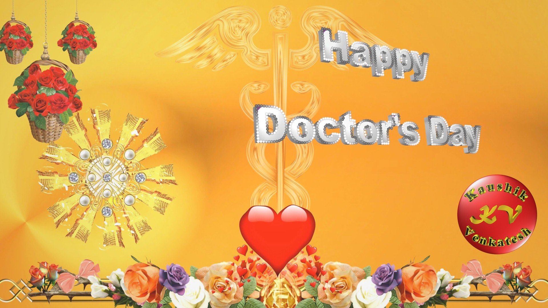 Image of Happy Doctors Day Wishes Video